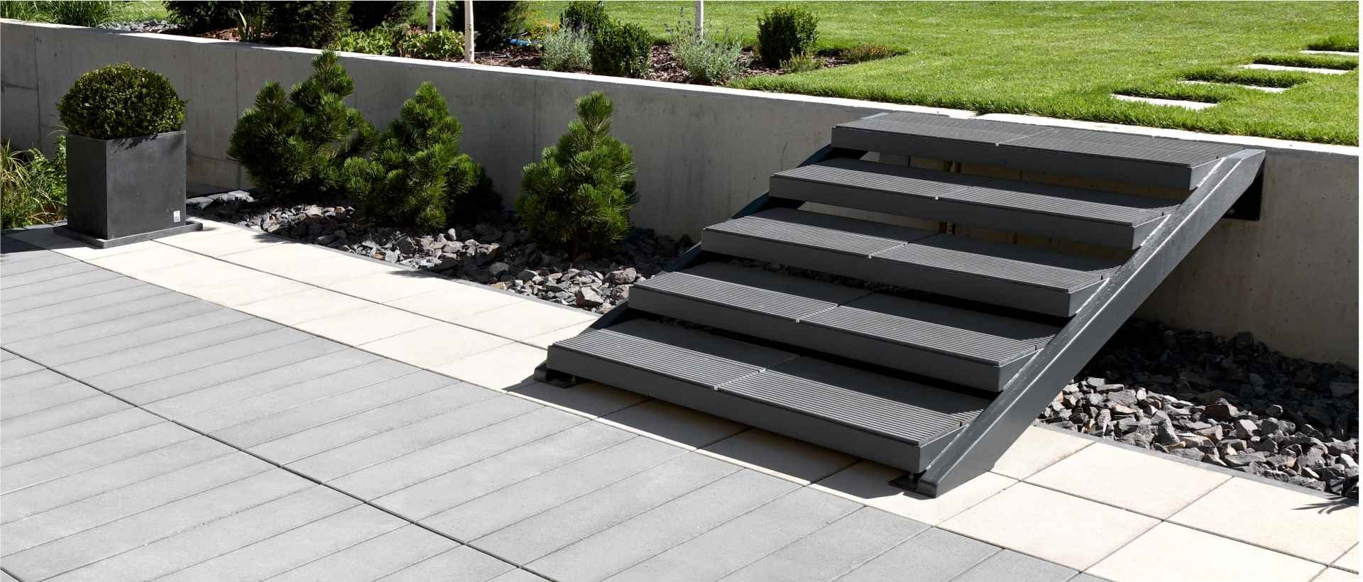 Solid, Style and Cube slabs, Modern Line