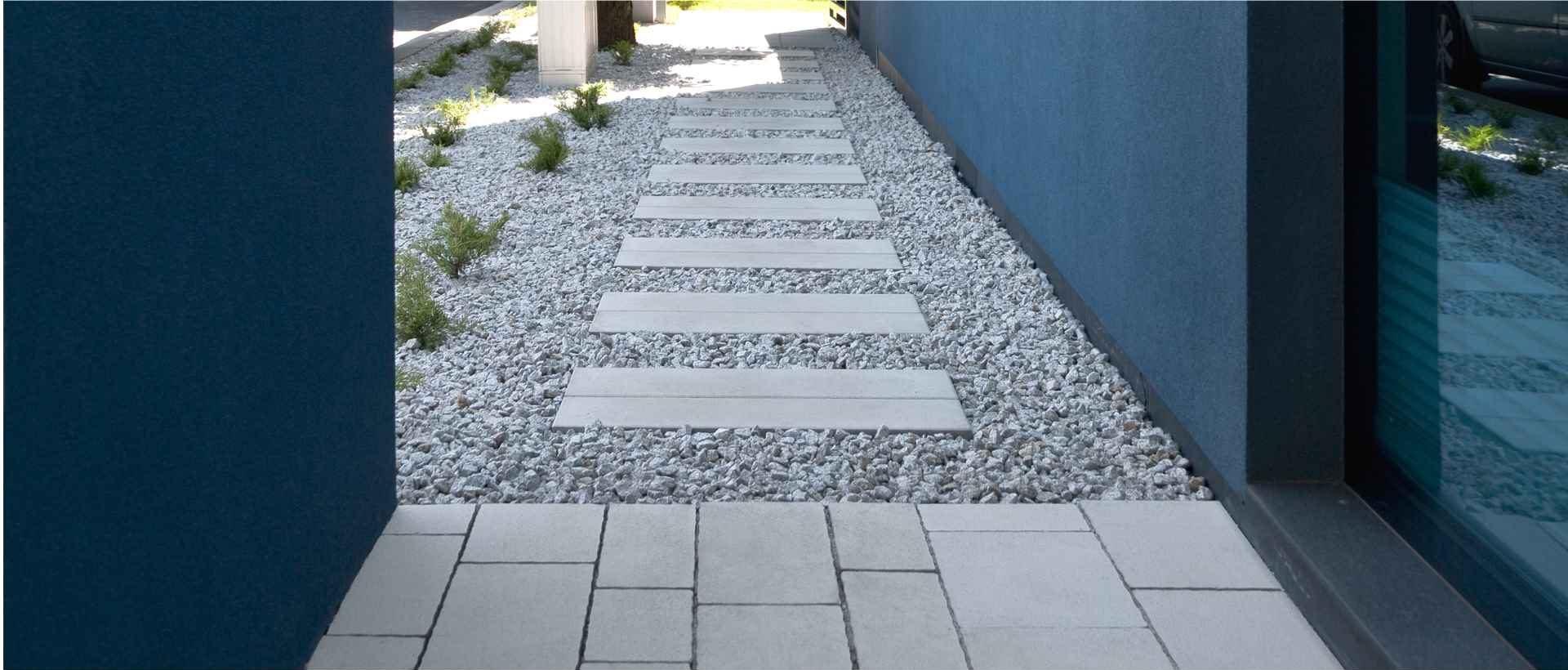Paving stone Design, Solid slabs, Modern Line