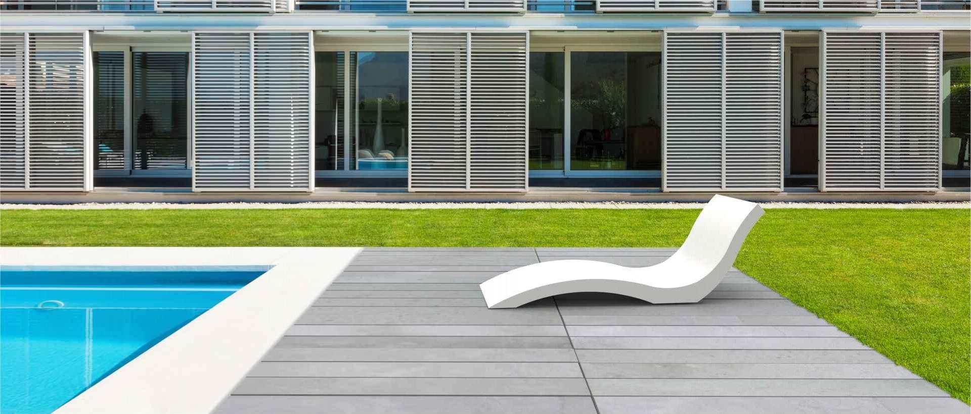 Longer slabs, Chaise Lounge Harmony